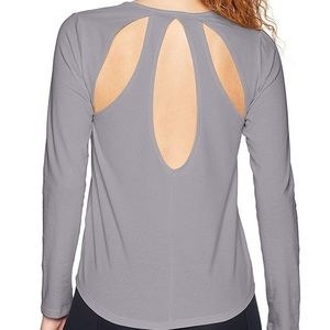 Cut Out Under Armour Workout Top